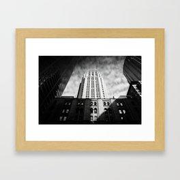 Canadian Bank of Commerce Building Framed Art Print