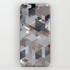 Chameleonic Panelscape Jacopo Night iPhone & iPod Skin