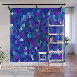 Geometrically mosaically speaking... Wall Mural