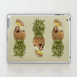 Pineapple Skull Laptop & iPad Skin
