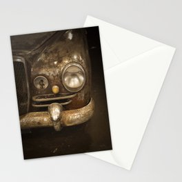 Rusty Car Stationery Cards