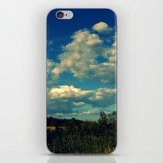 All Around Us iPhone & iPod Skin