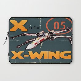 X is for... Laptop Sleeve