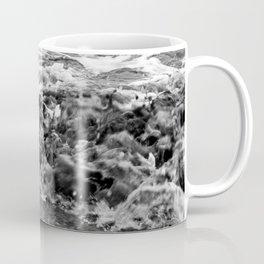 B&W Splashes Coffee Mug