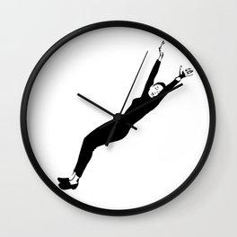 I rather feel like expressing myself! Wall Clock