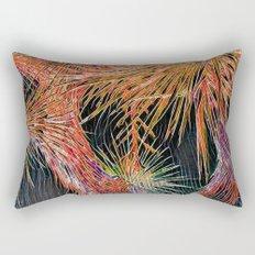 Joshua Tree Mosaic by CREYES Rectangular Pillow