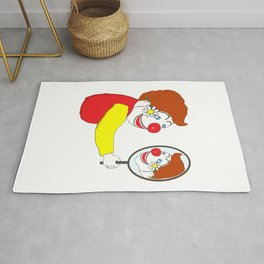 The Happy Clown Rug