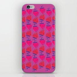Design wild Berries pink iPhone Skin
