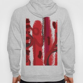 Red Session 1 Hoody