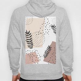 Minimalist Pattern Hoody