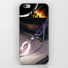 Heavy Metal Sailor Moon Act 2 Cover iPhone Skin