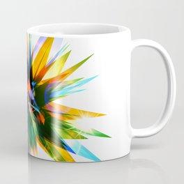 Colorful abstract star Coffee Mug