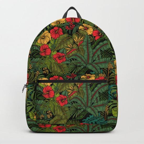 Tropical garden by katerinamitkova