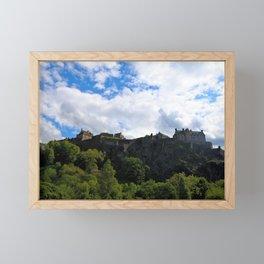 Edinburgh Castle Framed Mini Art Print