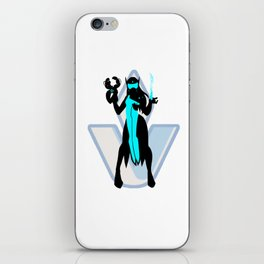 Vishkar iPhone Skin