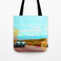 freedom Tote Bags featuring Freedom by Kakel-photography