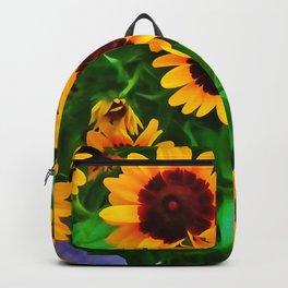 Black Eyed Susans WC Backpack
