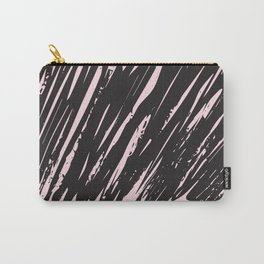 I spilled my chocolate! /geometric series Carry-All Pouch