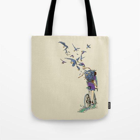 TweetJourney Tote Bag