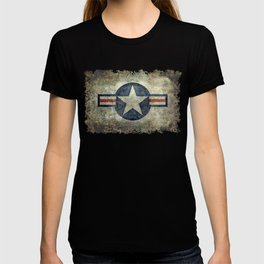 US Air force style insignia V2 T-shirt