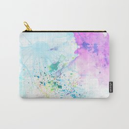 Stream of Consciousness watercolor Carry-All Pouch