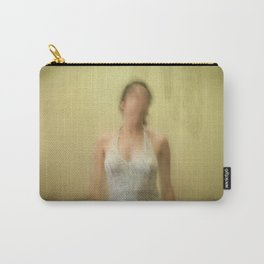 faceless woman Carry-All Pouch