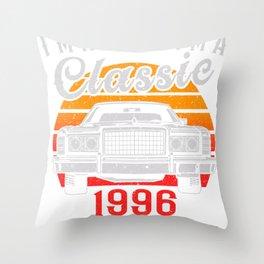 vintold 1996 Throw Pillow
