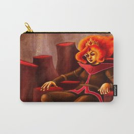 Flame Princess Carry-All Pouch