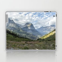 Catching a View from Going to the Sun Road Laptop & iPad Skin