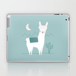 Alpaca In The Mountains Laptop & iPad Skin