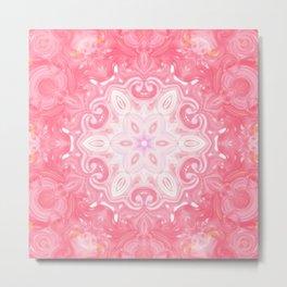 Star Flower of Symmetry 481 Metal Print