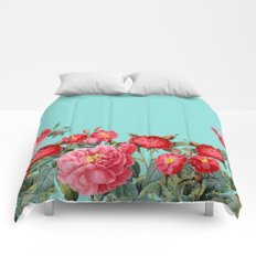 Fab Floral Comforters