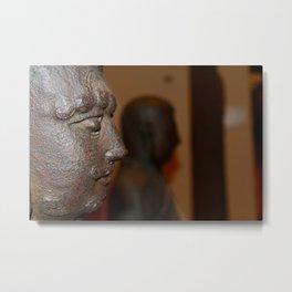 Ancient Far Eastern Art 3 Metal Print