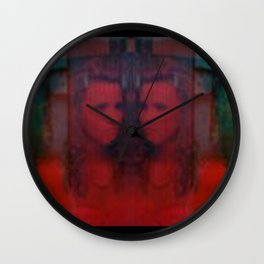 Heather Chandler Wall Clock