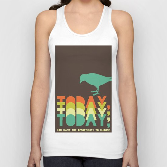 Today you have 5 Unisex Tank Top