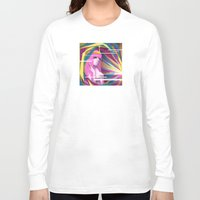 princess bubblegum Long Sleeve T-shirts featuring Princess Bubblegum by Kimball Gray