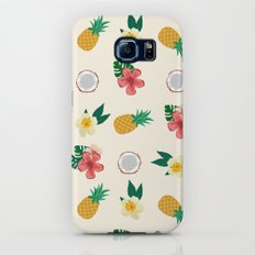 SUMMER VIBES Galaxy S6 Slim Case