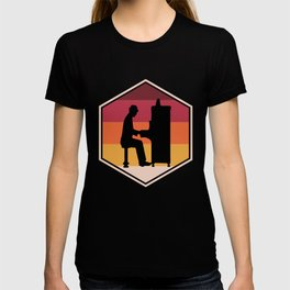 Epic Piano Tee Shirt T-shirt