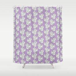 Classic Rose Shower Curtain