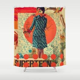 Superteen Shower Curtain