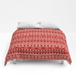 Christmas Jumper Comforters