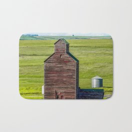Elevator, Charbonneau, North Dakota Bath Mat
