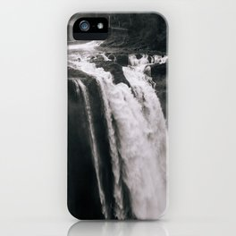 Go Chasing Waterfalls iPhone Case