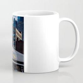 On the Deck of the Intrepid Coffee Mug