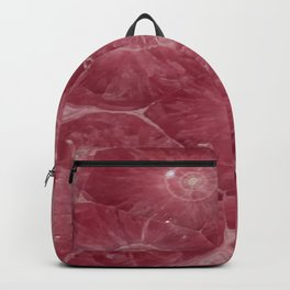 Heart Shape Stone Art Backpack