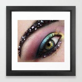 Rainbow Punk Framed Art Print