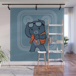 Marty McBear Wall Mural
