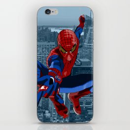 Amazing Spider-Man (Comic Title) iPhone Skin