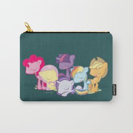 My little little ponies Carry-All Pouch