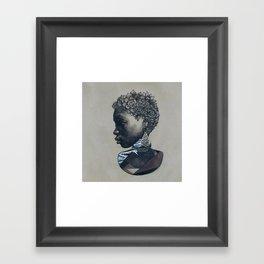 Song For Carliene Print Framed Art Print